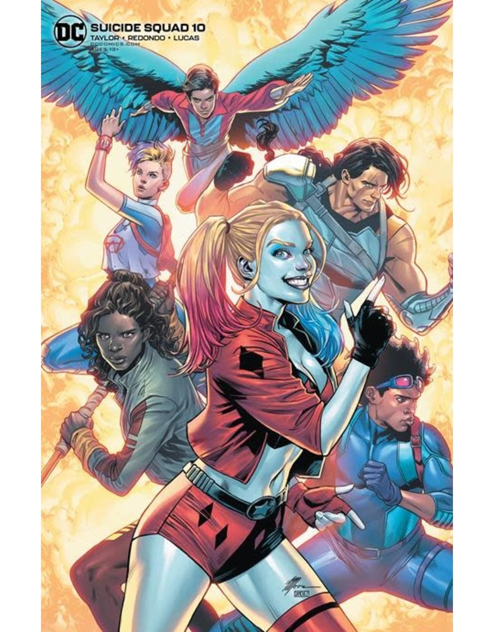 DC Comics SUICIDE SQUAD #10 CVR B TRAVIS MOORE VAR