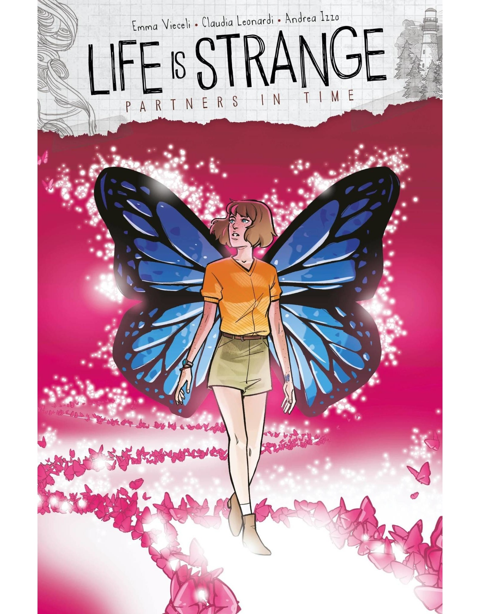 TITAN COMICS LIFE IS STRANGE PARTNERS IN TIME #1 CVR D LEONARDI (RES) (MR