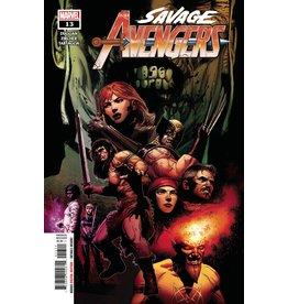 Marvel Comics SAVAGE AVENGERS #13