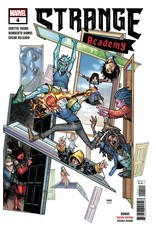 Marvel Comics STRANGE ACADEMY #4