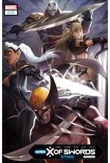 Marvel Comics X OF SWORDS STASIS #1 COAX VAR