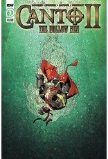 IDW PUBLISHING CANTO II HOLLOW MEN #3 (OF 5)