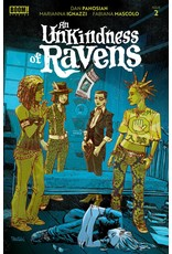 Boom! Studios UNKINDNESS OF RAVENS #2 CVR A MAIN