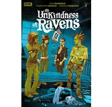 UNKINDNESS OF RAVENS #2 CVR A MAIN