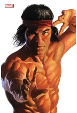 Marvel Comics SHANG-CHI #2 (OF 5) ALEX ROSS SHANG-CHI TIMELESS VAR
