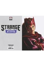 Marvel Comics STRANGE ACADEMY #4 ALEX ROSS SCARLET WITCH TIMELESS VAR