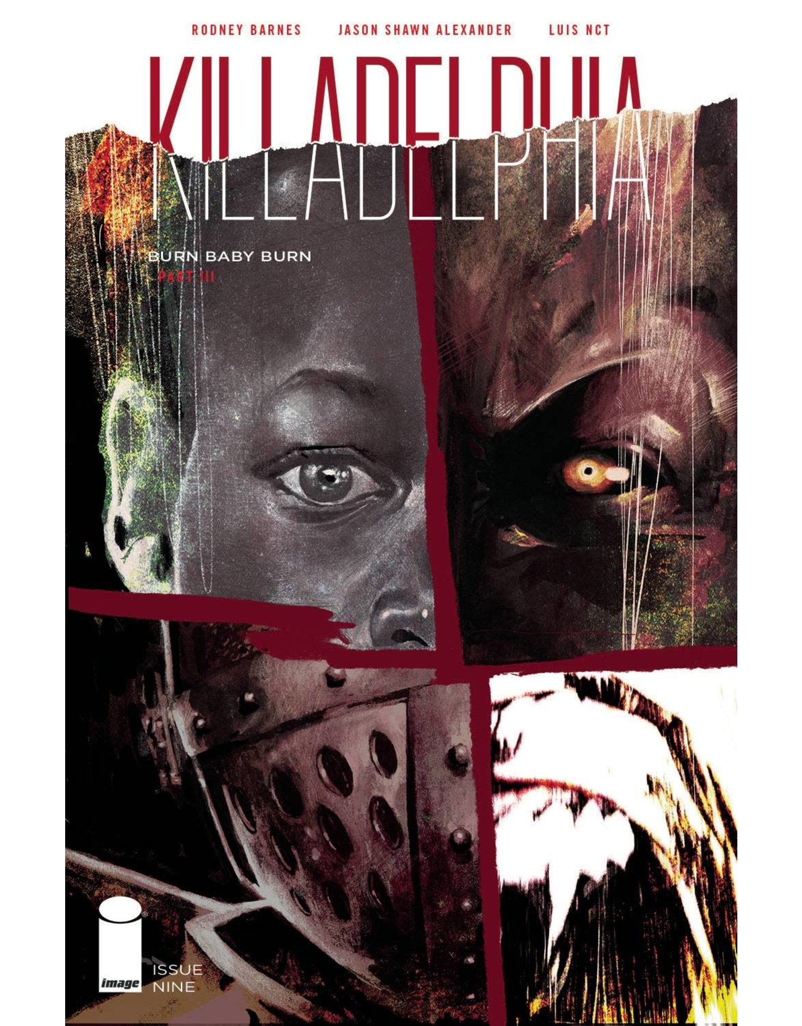 Image Comics KILLADELPHIA #9 CVR A ALEXANDER (MR)
