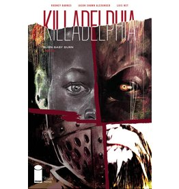 Image Comics KILLADELPHIA #9 CVR A ALEXANDER (MR)