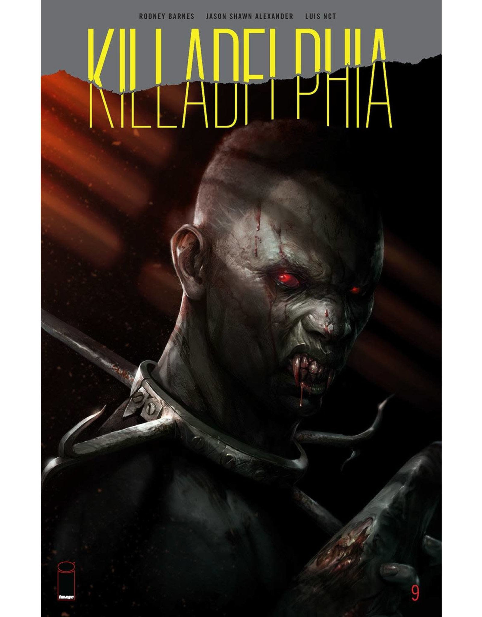 Image Comics KILLADELPHIA #9 CVR B MATTINA (MR)