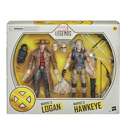 Hasbro X-MEN MOVIE LEGENDS 6IN OM WOLVIE & OM HAWKEYE 2PK AF CS