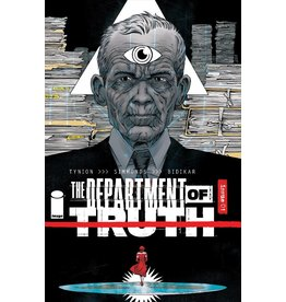 Image Comics DEPARTMENT OF TRUTH #1 10 COPY INCV SHALVEY (MR)