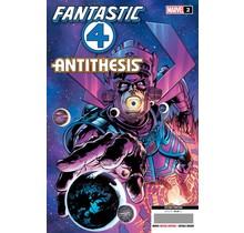 FANTASTIC FOUR ANTITHESIS #2 (OF 4) 2ND PTG NEAL ADAMS VAR