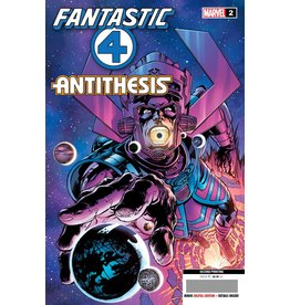 Marvel Comics FANTASTIC FOUR ANTITHESIS #2 (OF 4) 2ND PTG NEAL ADAMS VAR