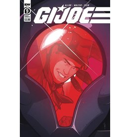 IDW PUBLISHING GI JOE #9 CVR A EVENHUIS