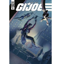 IDW PUBLISHING GI JOE #9 10 COPY INCV DRUMMOND (NET)