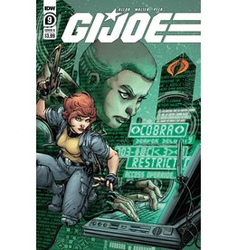 IDW PUBLISHING GI JOE #9 CVR B WILLIAMS II