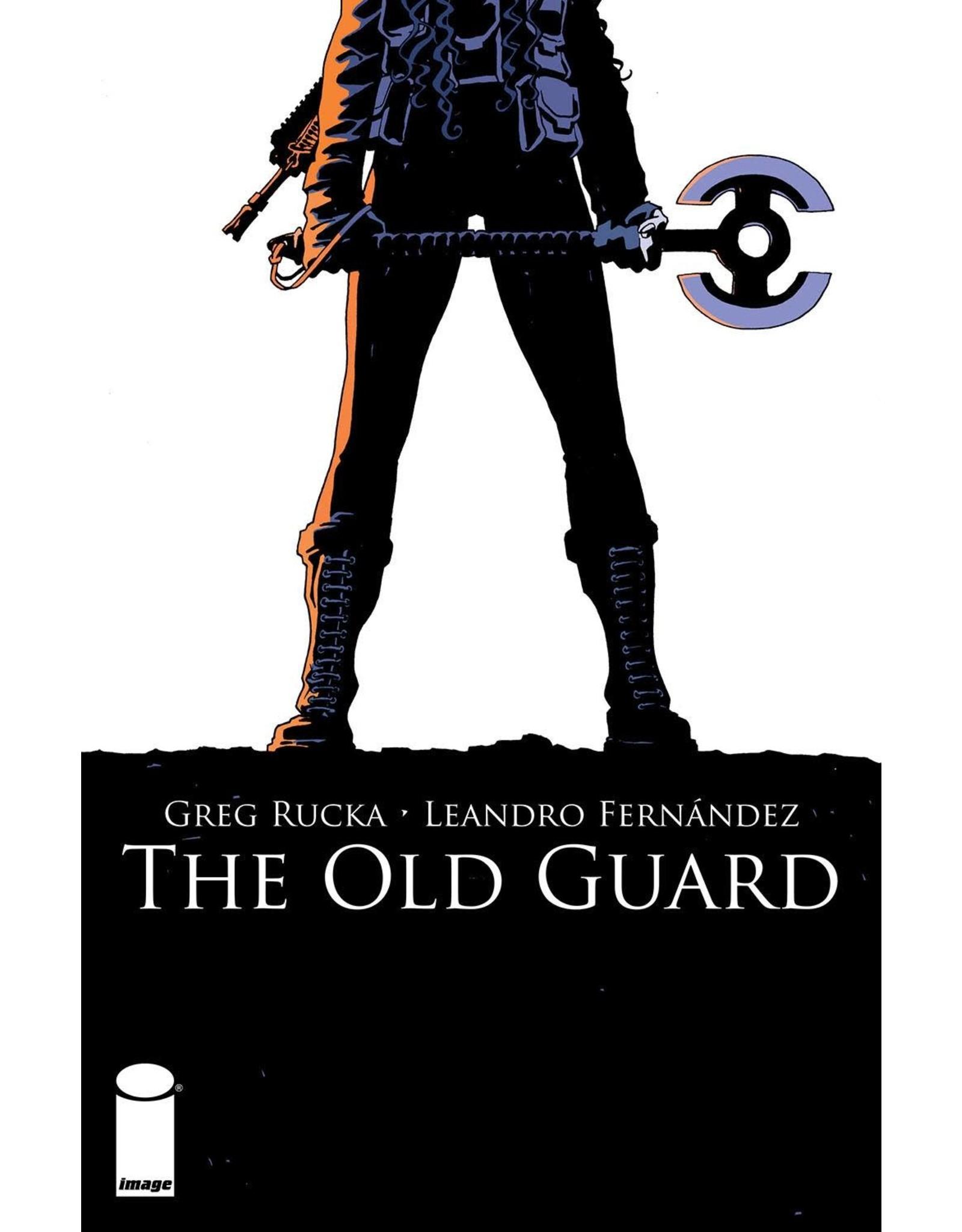 Image Comics OLD GUARD #1 NM (9.6+)