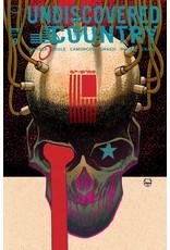 Image Comics UNDISCOVERED COUNTRY #9 CVR B JOHNSON (MR)