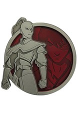 "General AVATAR THE LAST AIRBENDER ZUKO PORTRAIT SERIES PIN 2"" diameter"
