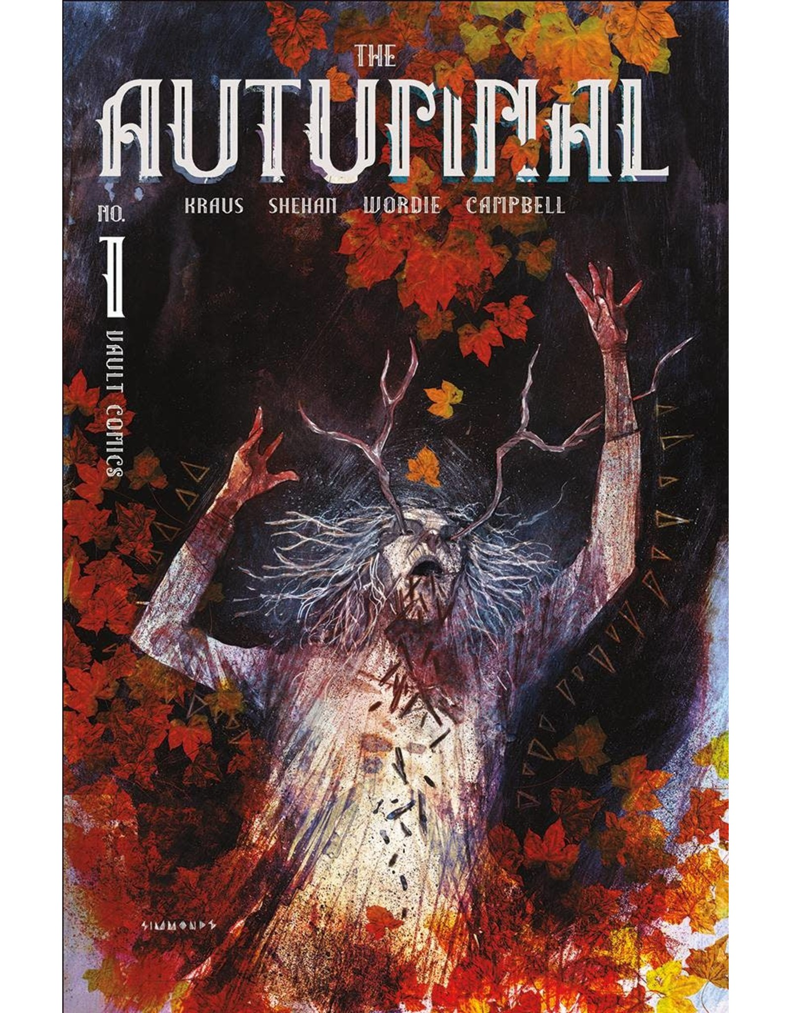 VAULT COMICS AUTUMNAL #1 SIMMONDS VAR (2ND PTG)