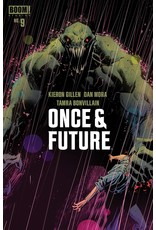 Boom! Studios ONCE & FUTURE #9 (2ND PTG)