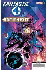 Marvel Comics FANTASTIC FOUR ANTITHESIS #2 (OF 4) 2ND PTG NEAL ADAMS VAR