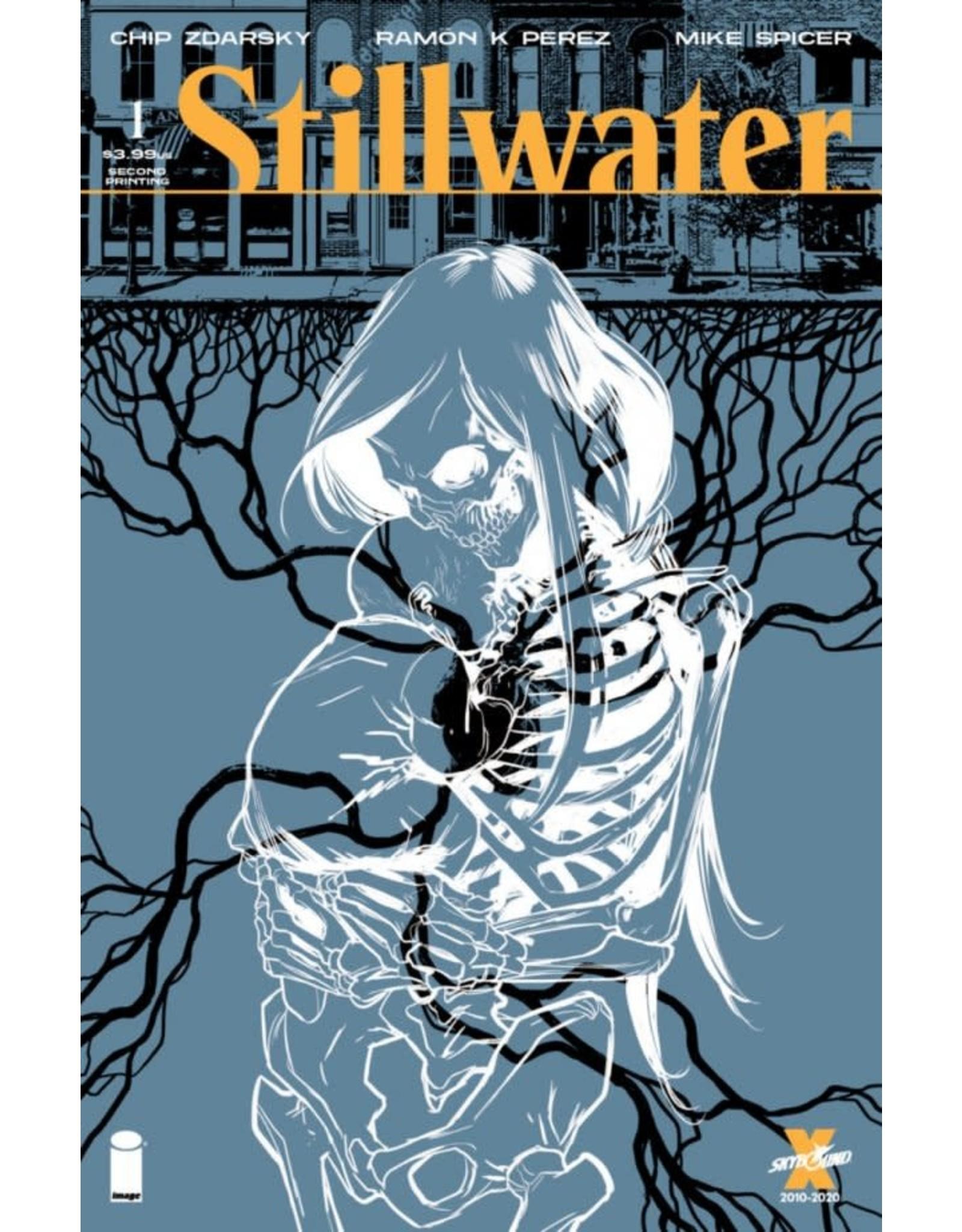 Image Comics STILLWATER BY ZDARSKY & PEREZ #1 2ND PTG (MR)