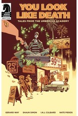 DARK HORSE COMICS YOU LOOK LIKE DEATH TALES UMBRELLA ACADEMY #1 (OF 6) CVR A G