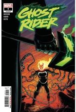 Marvel Comics GHOST RIDER #7