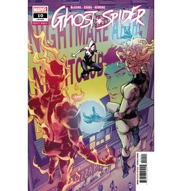 Marvel GHOST-SPIDER #10