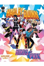 DC Comics HARLEY QUINN & THE BIRDS OF PREY #3 (OF 4)