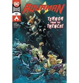 DC Comics AQUAMAN #63 CVR A ROBSON ROCHA