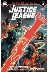 DC Comics JUSTICE LEAGUE ANNUAL #2