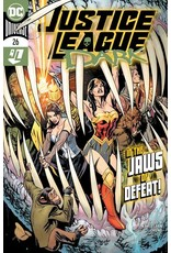 DC Comics JUSTICE LEAGUE DARK #26 CVR A YANICK PAQUETTE
