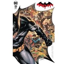 BATMAN #100 CVR A JORGE JIMENEZ WRAPAROUND (JOKER WAR)