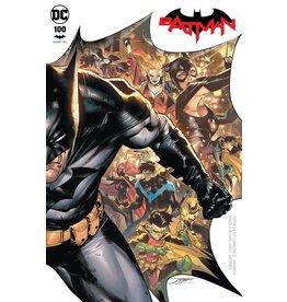 DC Comics BATMAN #100 CVR A JORGE JIMENEZ WRAPAROUND (JOKER WAR)