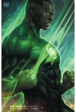 DC Comics DARK NIGHTS DEATH METAL #4 (OF 7) CVR D STANLEY ARTGERM LAU GREEN LANTERN JOHN STEWART VAR