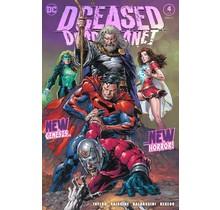 DCEASED DEAD PLANET #4 (OF 7) CVR A DAVID FINCH
