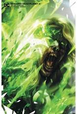 DC Comics DCEASED DEAD PLANET #4 (OF 7) CVR B FRANCESCO MATTINA CARD STOCK VAR