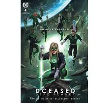 DCEASED DEAD PLANET #4 (OF 7) CVR C INHYUK LEE MOVIE HOMAGE CARD STOCK VAR