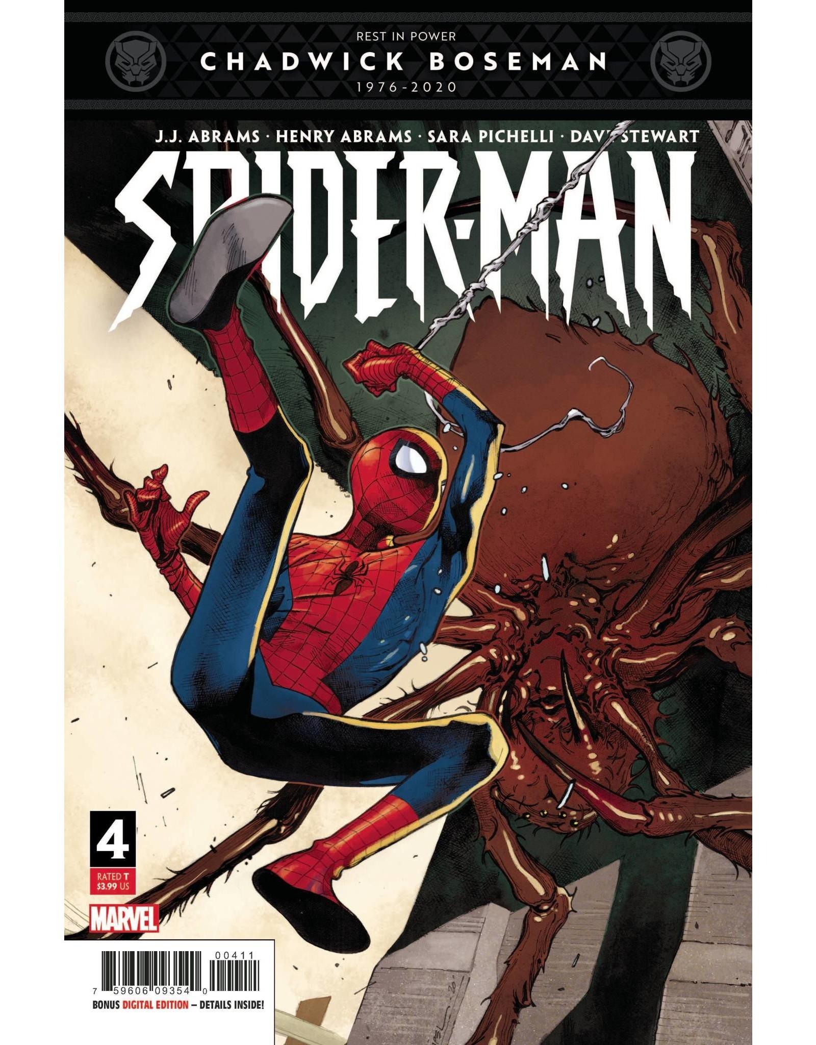 Marvel Comics SPIDER-MAN #4 (OF 5)