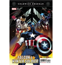 Marvel FALCON & WINTER SOLDIER #3 (OF 5)