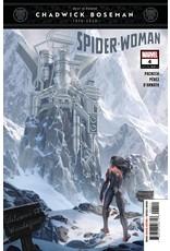 Marvel SPIDER-WOMAN #4