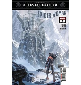 Marvel SPIDER-WOMAN #4