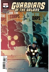 Marvel Comics GUARDIANS OF THE GALAXY #6