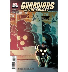 Marvel GUARDIANS OF THE GALAXY #6
