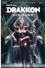 Boom! Studios POWER RANGERS DRAKKON NEW DAWN #1 CVR A MAIN