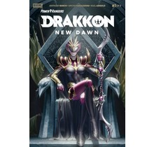 POWER RANGERS DRAKKON NEW DAWN #1 CVR A MAIN