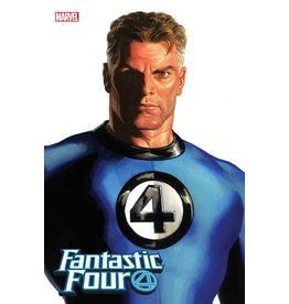 Marvel FANTASTIC FOUR #24 ALEX ROSS MISTER FANTASTIC TIMELESS VAR