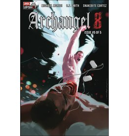 ARTISTS WRITERS & ARTISANS INC ARCHANGEL 8 #5 (OF 5) (MR)